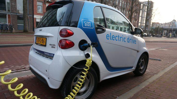 Neue Mobilität, die Zukunft des Transportsektors