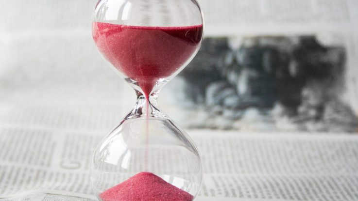 Verfallstag Zeit Open Interest beendet