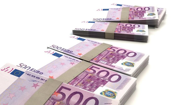 Firmengelder bei Privatbanken