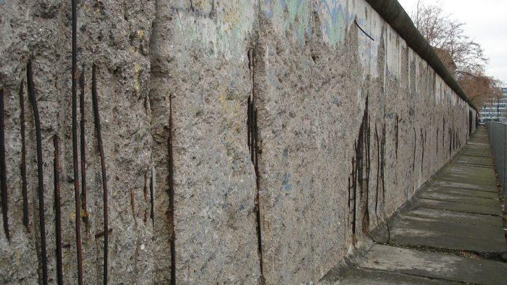 Mauer gedanklich und in der Realtität