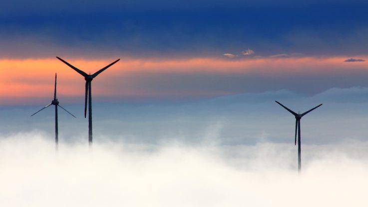 Nordex Windkraftanlage