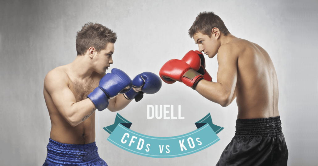 CFD oder Knockout