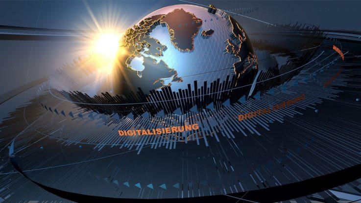 Digitale Riesen – Die Dominanz der Giganten