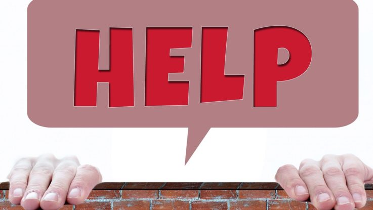 Hilfe, Aktien-Absturz
