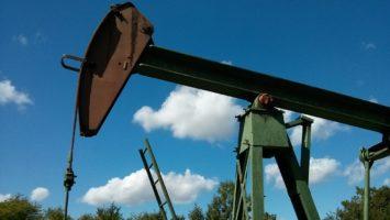 Hohe Ölbohrungen in den USA