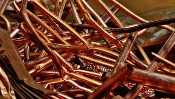 Der Kupferpreis befindet sich aktuell auf einem 2-Jahres-Hoch