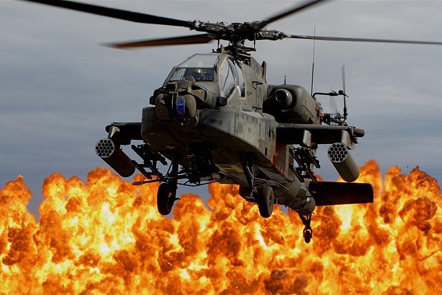 Boeing Aktie hebt ab! Produkt Apache