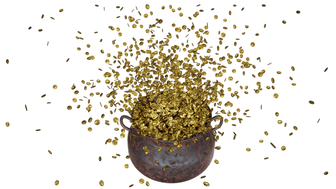 Gold-Kursziel über 10.000 USD