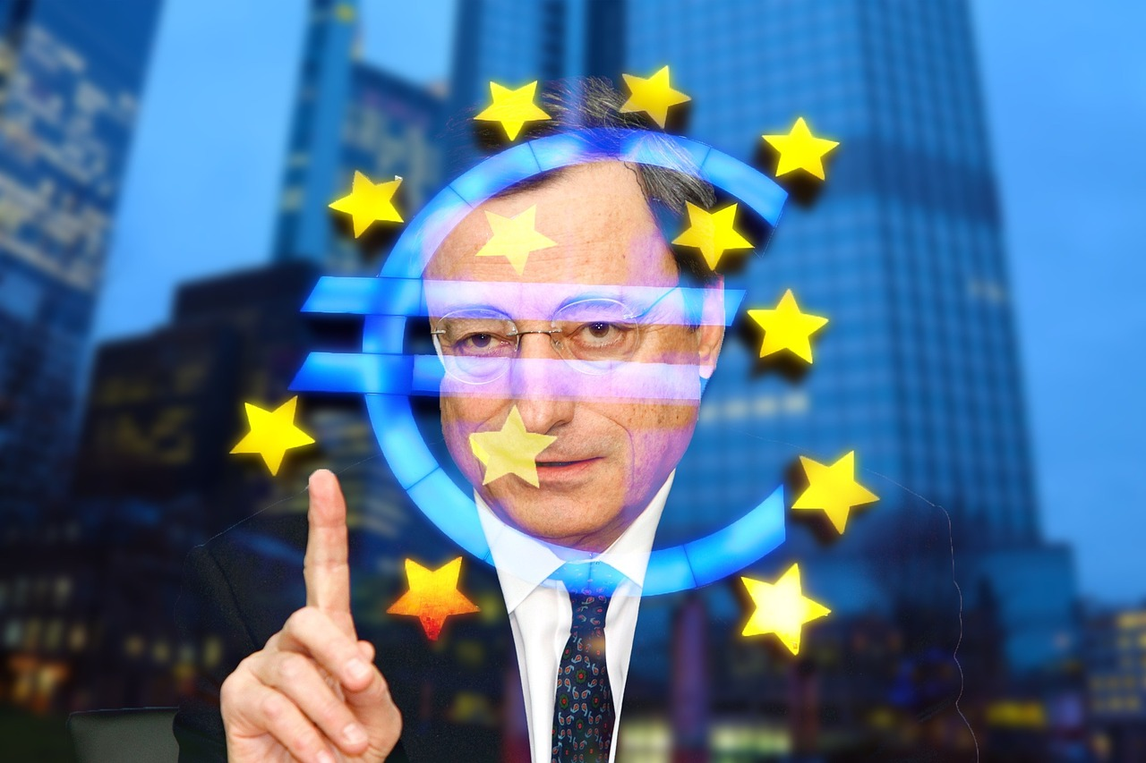Insolvenzverschleppung der EZB - Notenbank nicht zu bremsen