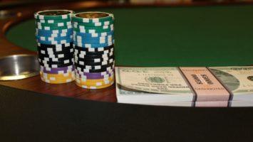 Börse und Casino-Aktien