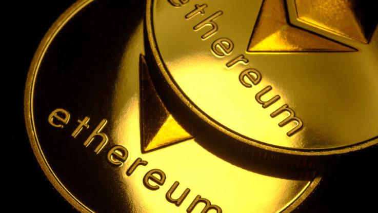 Ethereum (ETH) als Münze