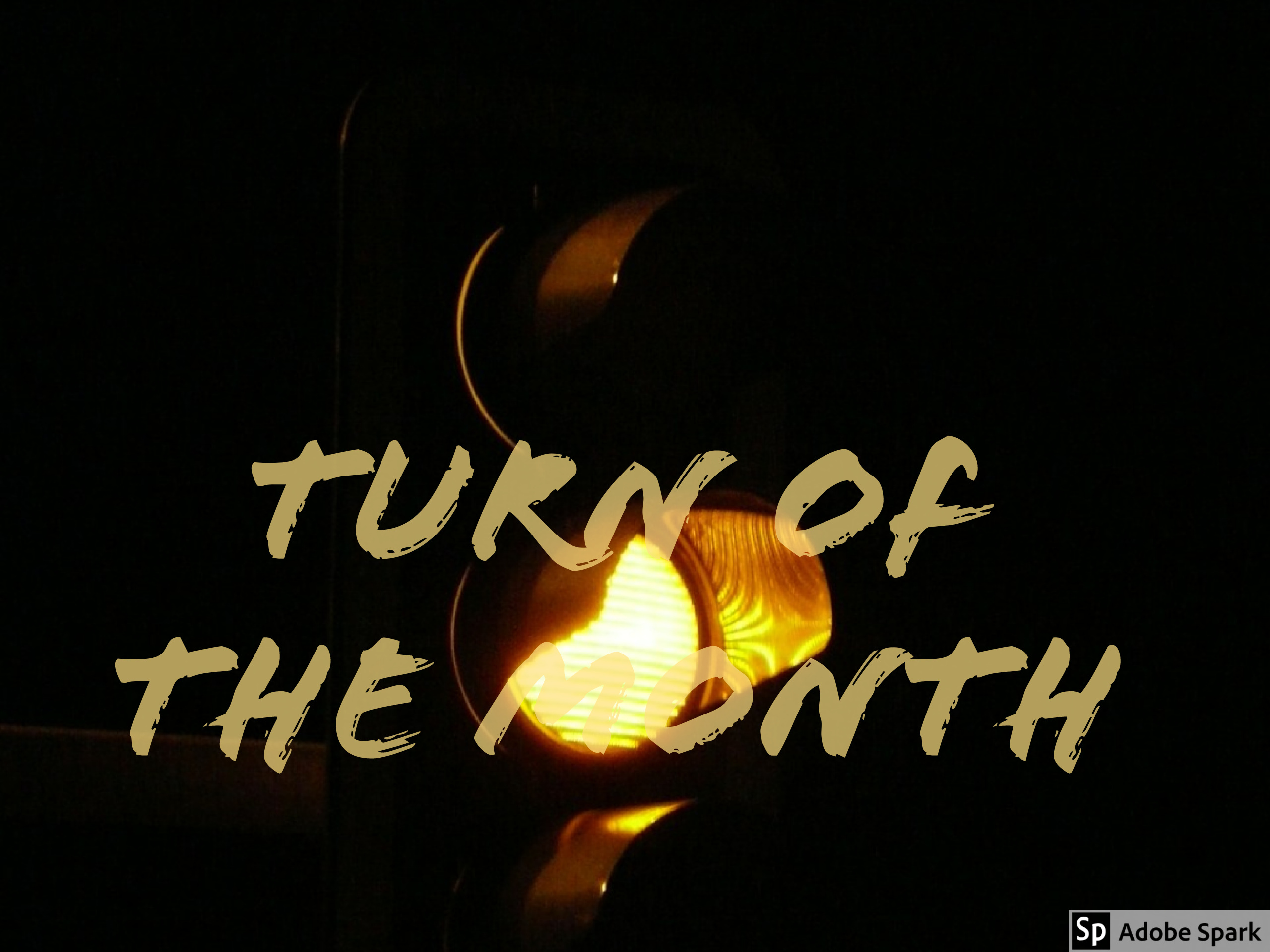 Ampel auf gelb - Turn of the Month