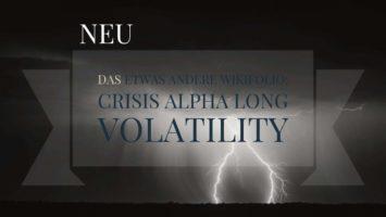 Crisis Alpha Long Volatility