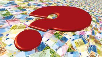 Bargeld, Kryptowährungen, Gold