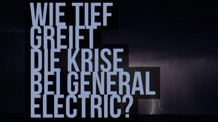 General Electric Anleihen