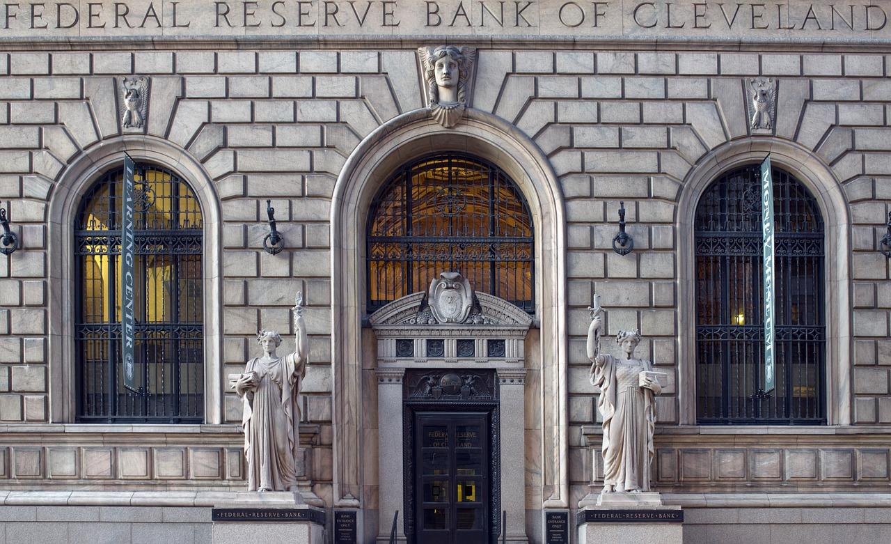 Gebäuder der US-Notenbank FED