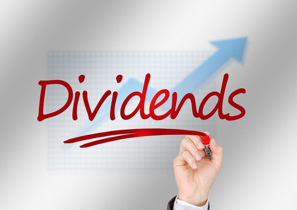 wann werden dividenden gezahlt