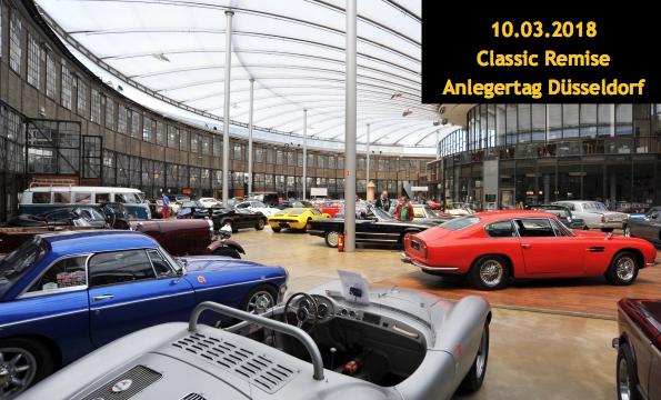 Anlegertag Düsseldorf 2018 Classic Remise