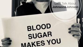 Johnson & Johnson - Blutzucker macht High!