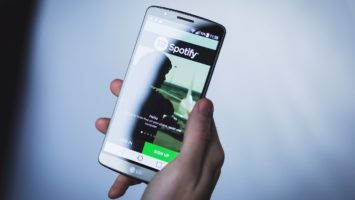 Spotify auf Android