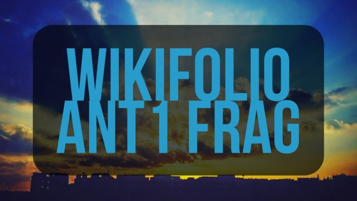 Neues All Time High im wikifolio ANT1 FRAG – HPS worldwide