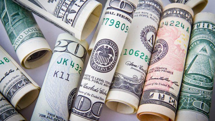 Steigende Zinsen gleich steigender Dollar