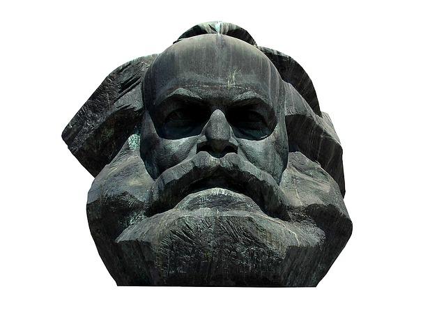 Karl Marx Kopf