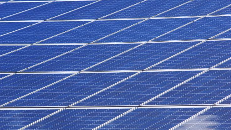 Chartanalyse First Solar Inc - Gelingt der Aktie der Ausbruch
