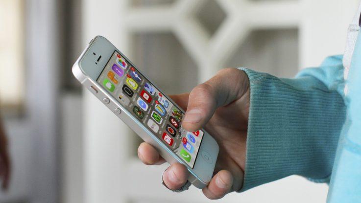 Smartphone und Digitalisierung