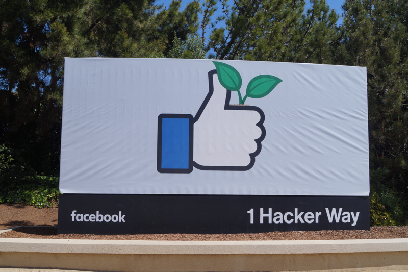 Facebook Firmenlogo USA Aktienanalyse