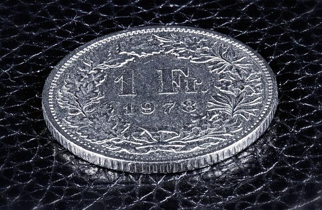 1 Schweizer Franken