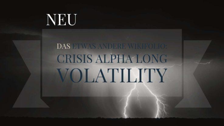 Links und Rechts der Verteilung - Crisis Alpha
