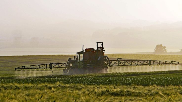 Einsatz von Chemie in der Landwirtschaft