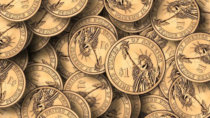 1 Billion Dollar Münze als Lösung?