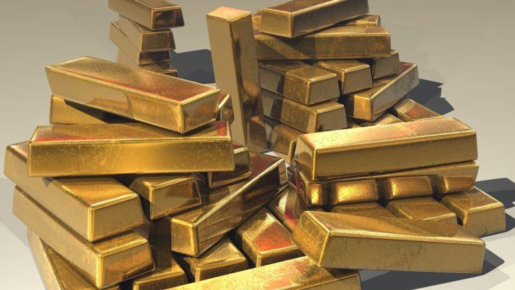 Goldschatz in Australien gefunden