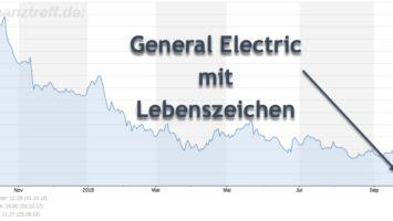 Auferstehung von General Electric? Neuer CEO beflügelt den Kurs