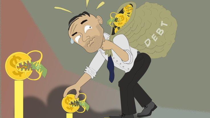 Aktienrückkäufe lassen Schulden wachsen