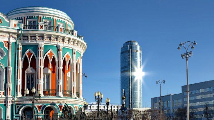 Russland Knotenpunkt der Neuen Seidenstraße