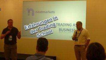Erfahrung mit der nextmarkets Trading School Malta 2018