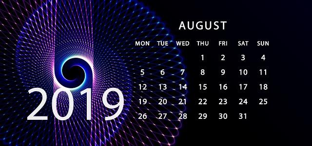 Kalender 2019 - Wann hat die Börse geschlossen?