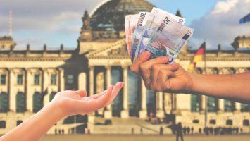 Bargeldzahlung