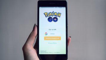 Pokemon auf Handy
