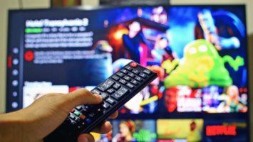 TV-Sender mit Meldungen