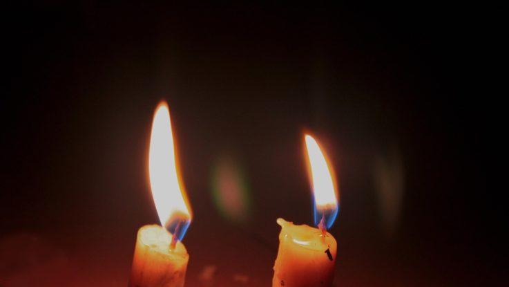 Kerzenformationen