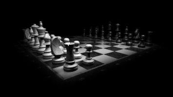 Das Schachspiel läuft - Bildquelle: Pixabay, unter Pixabay License