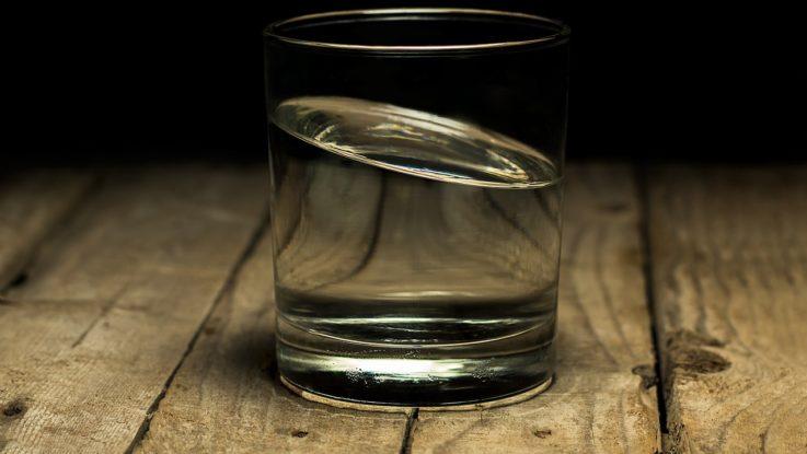 Glas halb leer oder halb voll: Sichtweise an der Börse