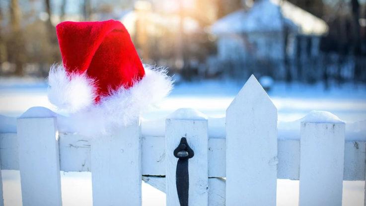Weihnachten an der Börse