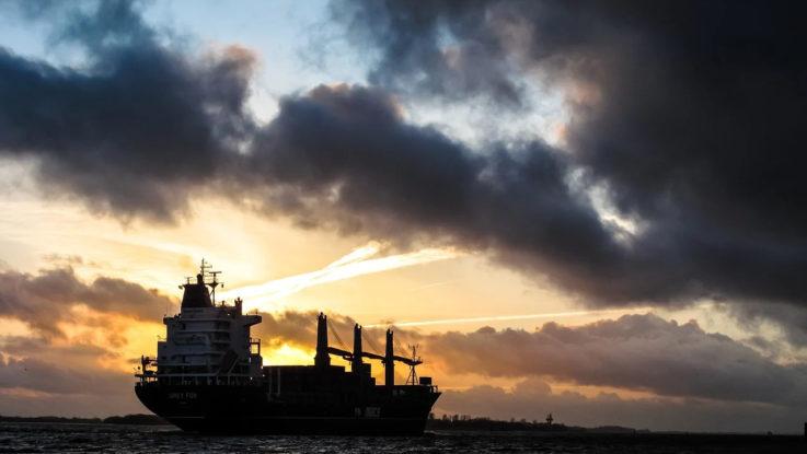 Öltanker Contango