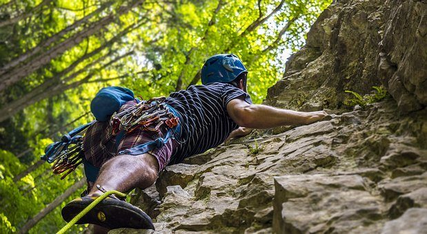 DAX auf Klettertour