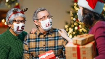 Weihnachtswünsche der LS-X